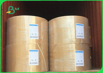 Good Water Absorption Cardboard Paper Roll / 230g - 450g Absorbent Blotter Paper For Card