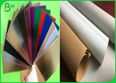 Coloured 75mm 150mm Width  Washable Non Tear Paper For Make Creative Bag