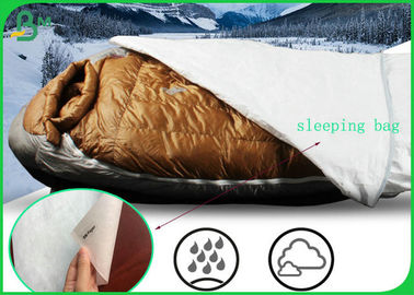 China Popular Waterproof And Moisture Proof Tyvek Paper For Making Camping Bag supplier
