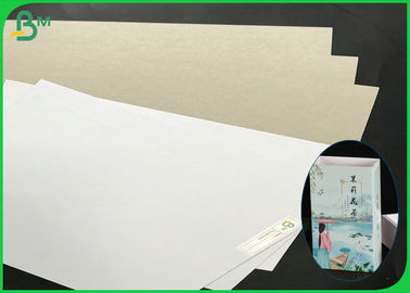 China Hard Stiffness 250gsm - 400gsm 70*100cm Duplex Paper Board For Packages Boxes supplier