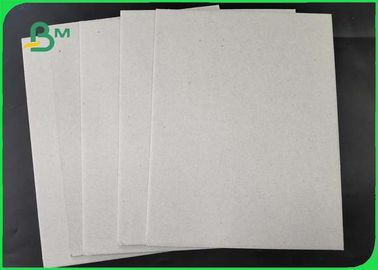 China FSC Certificed Grey Chipboard / Eco - friendly Recycled Paper Grade AAA AA For Storage Box supplier
