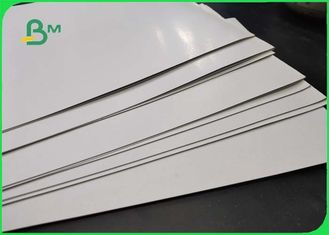 China One Side Coated And Glossy Folding  Box Board 250 / 300 / 350g For Making Name Card supplier