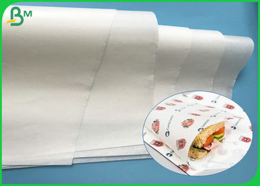 China Eco - Friendly 36-50gsm Greaseproof Paper Kit3 Kit7 For Sheets To Wrap Food supplier