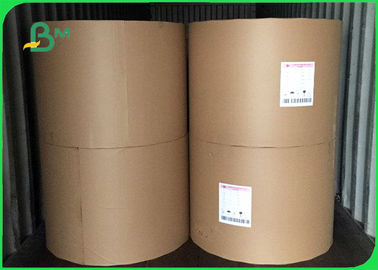 China FDA Approved Smooth Surface 250 - 350g White / Brown Krft Paper For Food Packing supplier