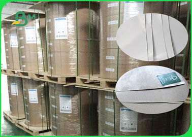 FDA Approved 30gsm 50gsm PE Paper / Oil - Oroof Paper Grade AAA In Rolls
