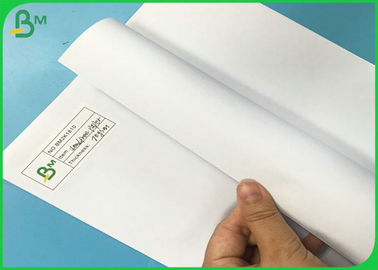 China FSC Certified Uncoated Woodfree Paper , 45gram To 80 Gram Offset Printing Paper Newspaper Sheet supplier