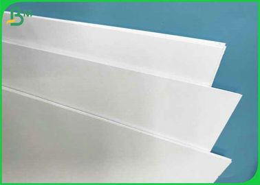China High Absorption 0.4mm 0.5mm 0.6mm Super White Absorbent Paper For Coaster Board supplier