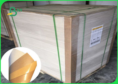 China White Color 45 / 50GSM MG Kraft Paper FDA Approved For Drying Agent Packing supplier