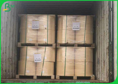 China Great Stiffness 160gsm+10gsm PE White Cup Paper Roll For Making Coffee Cup supplier