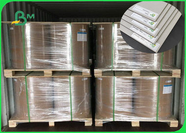 800G 900G 1100G Smooth Greyboard Rolls High Hardness 100CM For Sofa Plate