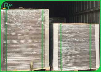 China FSC 100gsm 1200gsm 1500gsm Grey Carton Gris 75* 105cm Custom Size Grade AAA supplier