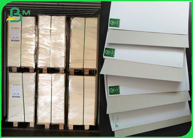 China FSC white coated Duplex board 300GSM Smooth Surface For Soap Packaging supplier
