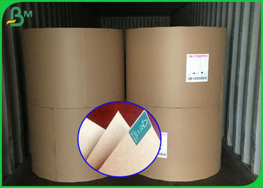 Recycled 300 GSM Brown Carta Kraft Paper For Sheet Or Reel Packing