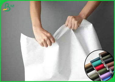 China 100% Recyclable And Silk Surface Tyvek Fabric For Making Clothes Or Bags supplier