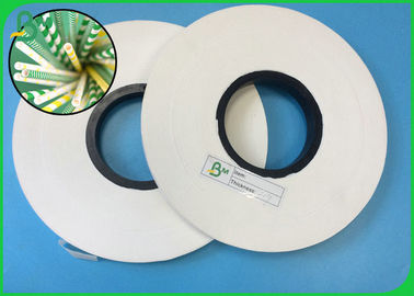 China 60GSM Degradable White Color Straw Paper For Papers Straws Material supplier
