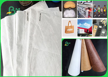China 1073D Good Thickness And Good Whiteness Printing Tyvek Paper For Paper Bags supplier
