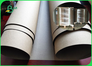 FSC 200g 300g Test Liner Paper Brown Good Tensile Strength Brown 60 * 80cm