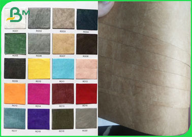 "China Soft Colored PU laminated Tyvek Fabric Paper 1443R 60"" x 650ft Rolls supplier"