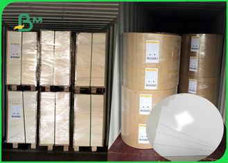 135gsm Sufficient Ink Absorption Rate Environmental Couche Paper For High - End Printing