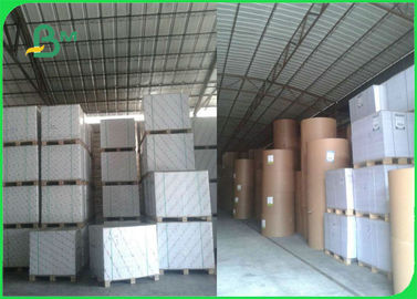 China FDA Certified Food Grade Uncoated White Kraft Paper Sheets For Food Packaging supplier