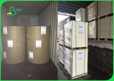 China High Bulk Ecofriendly GC1 FBB Ivory Board Paper For Box Packing 250gsm - 300gsm supplier