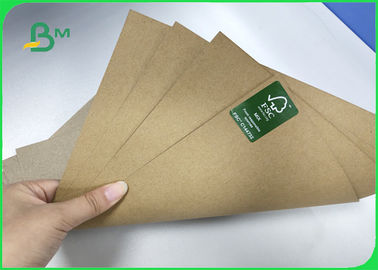 200gr To 300gr Kraft Liner Board With Recycled Pulp 650 * 860 MM For DIY Bags
