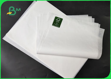80gsm 90gsm White Craft Paper 100% Safe Can Print In Rolls For Flour Bag