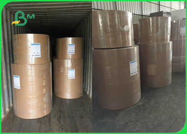 35gsm 40gsm Food Grade Grease Proof MG Kraft Paper For Hamburg FDA FSC