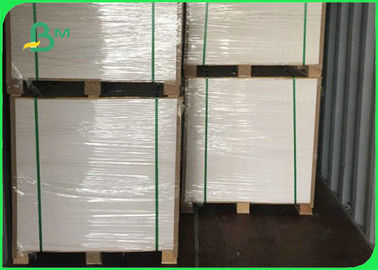 SBS & FBB Cardboard 645 * 920mm 250gsm - 350gsm For Invisible Sock Packaging