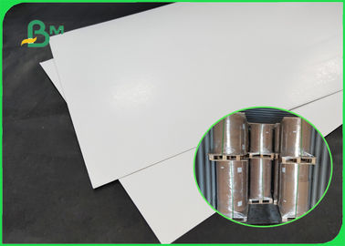 SBS & FBB Cardboard 400gsm In Sheets 80 * 100cm For Invisible Sock Packaging