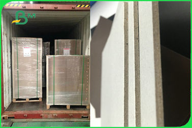 China 300g 350g 400g C1S Grey Back Cardboard 1160mm 1300mm In Jumbo Roll FSC Approved supplier