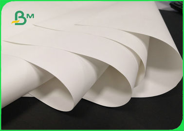 High Printable White Stone Synthetic Paper 168g 192g Durable Waterproof