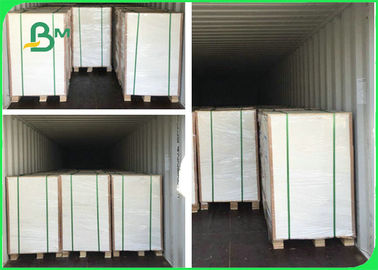 China FSC Certificated 300gsm 350gsm 400gsm C1S Ivory Board Paper For Packaging Boxes supplier