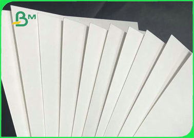 China 100% Virgin Wood Pulp 1.2mm 1.6mm Uncoated Absorbent Paper For Hotel Coaster supplier