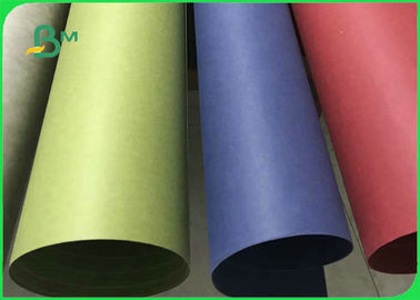 Biodegradable & Waterproof Multicoloured Washable Kraft Paper Roll For Handbags