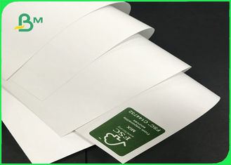 Virgin Wood Pulp 130gsm 170gsm 200gsm C2S Matte Paper For Printing Poster