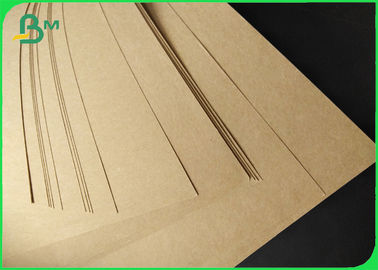 Flour Bags Paper Natural Brown 40 - 80GSM FDA Approved Roll & Sheet
