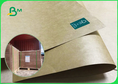 125gsm - 400gsm FSC Certified Virgin Brown Kraft Liner Paper For Paper Bags