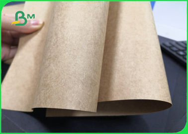 100% Food Grade Brown Kraft Liner Paper For Drawer Box 170gsm 300gsm High Strength