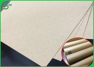 300GSM FSC Approved Brown Color Kraft Liner Sheet For Notebook Cover