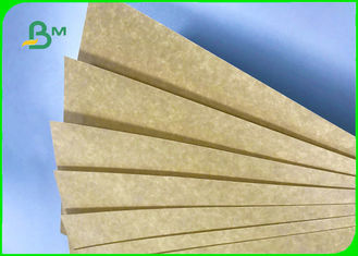 748 * 528MM 250GSM - 450GSM Renewable CKB Kraft Board For Food Packaging