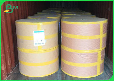 China Straw Surface & Middle Layer Biodegradable Waterproof Food Grade Paper Roll  60 GSM / 120 GSM supplier