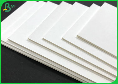 High Bulky Coaster Material 0.5mm 225gsm Water Absorbent Cardboard Paper Sheet
