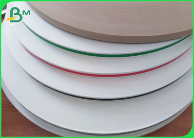 China Biodegradable Custom Color Food Grade Paper Roll For Drinking Straws supplier