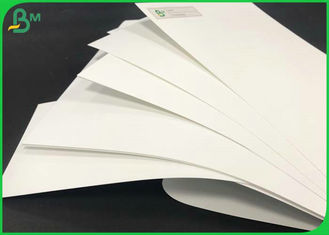 China Waterproof Matte PP & PET 200um Synthetic Polypropylene Paper Roll Or Sheets supplier