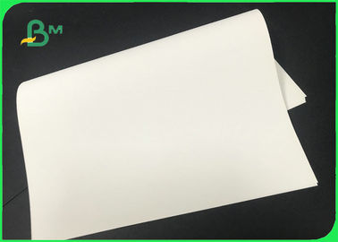 China Eco - Friendly 330mm * 500m 120gsm 170gsm Stone Paper Roll For Printing supplier