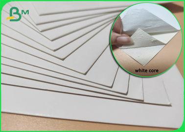 1.2mm 1.5mm White SBS Cardboard Paper Roll For Folding Carton Industry