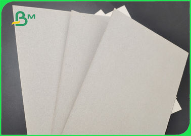 High Tightness 1.5mm 2mm 2.5mm Grey Chipboard Sheets For Building Model
