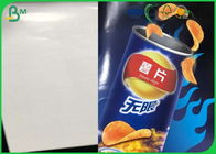 China High Saturation Food Grade Paper Roll 100% Virgin Wood Pulp For Noodles / Cup Paper factory
