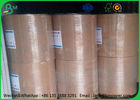 China 200gsm - 400gsm Cardboard Paper Roll Coated Duplex Board Grey Back For Wall Calendar factory